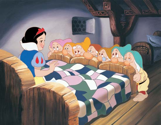 Snow White and the Seven Dwarfs – The Nine Lives of Jan